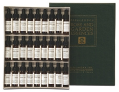 Perelandra Essences Basic Small: Dram Sets: Rose 1 and Garden – Water in Brandy or Vinegar 3.7ml
