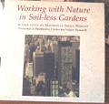 DVD: Working With Nature In Soil-less Gardens; 2 discs