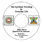 DVD: The Spiritual Teaching in Everyday Life (2015)