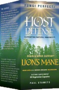 Lion's Mane: 60 Capsules; Fungi Perfecti – Host Defense