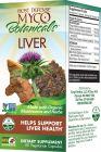 Liver: 60 Capsules; Host Defense® MycoBotanicals®