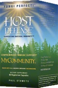 MyCommunity™: 60/120 Capsules; Fungi Perfecti – Host Defense