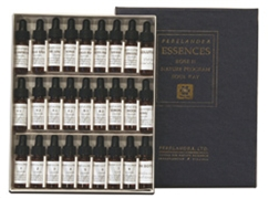 Perelandra Essences Small: Dram Sets: Rose II, Nature Program & Soul Ray – Water in Brandy or Vinegar 3.7ml