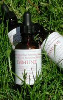 2-oz. MBP Immune System Balancing Solution – Water in Brandy or Vinegar 59ml
